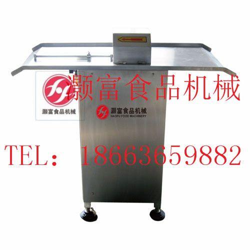 专业肠类加工设备/双管香肠扎线机/诸城灏富机械
