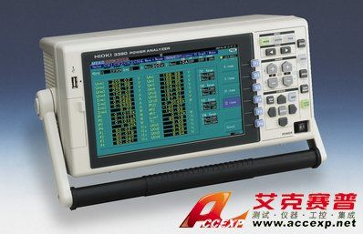 日本日置 HIOKI 3390电能功率分析仪