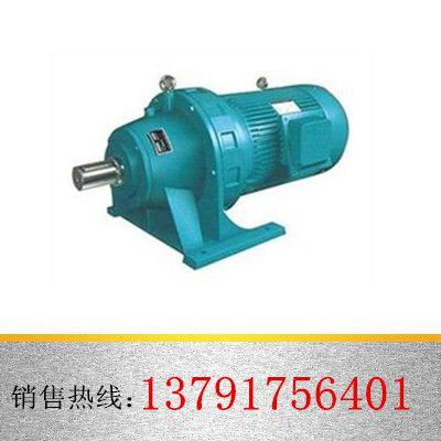 WBE1285-370卧式微型摆线双极减速机