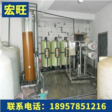 上海反渗透去离子水处理设备