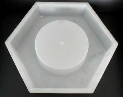 供应中孔六角护坡塑料模盒,旭伟模盒报价