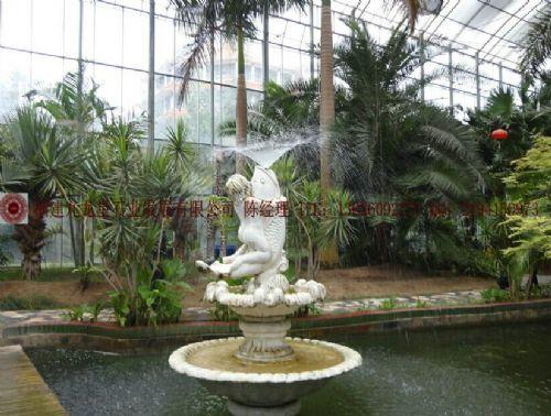 欧式室外喷泉