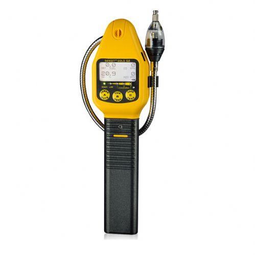 现货供应美国杰恩SSGCGI G2全量程四合一燃气泄漏巡检仪