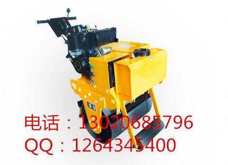 进口轴承轮子精加工手扶式单钢轮振动压路机