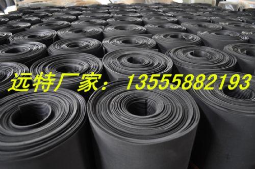 辽宁沈阳橡胶板生产厂家供应防滑宽细条纹橡胶板安全可靠