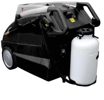 喷砂除漆除锈柴油加热高温饱和蒸汽清洗机STI grit blast