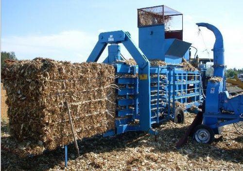 秸秆打包机牧草打包机麦秸打包机曲阜科阳与山东省农机研究院联合