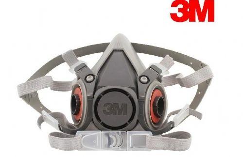 美国3M喷漆半面型6200防护面罩
