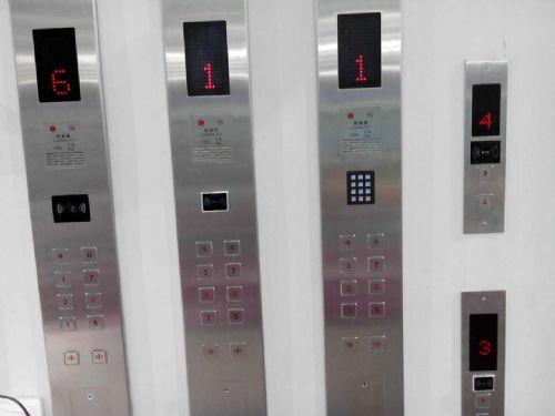 梯控 电梯IC刷卡智能管理系统
