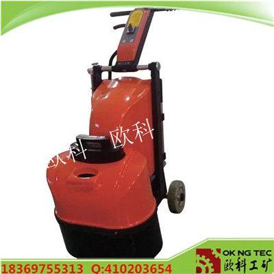 欧科牌环氧抛光机,水泥地面抛光机,密封固化剂地坪打磨机
