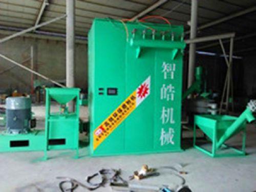 全自动高产量橡胶胶粉磨粉机