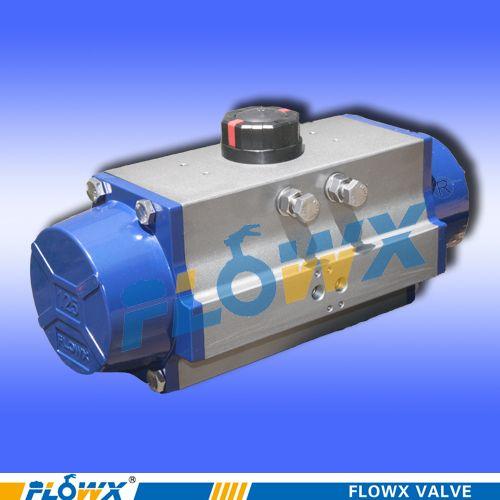 铝合金气动执行器