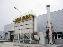 浙江脉冲布袋除尘器哪家好?指定厂家腾飞环保|大品牌性能好|价格低