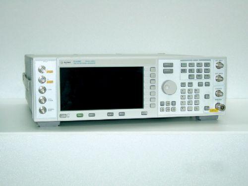 e4438c esg 矢量信号发生器