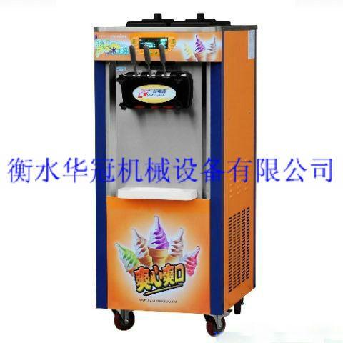 供应衡水小型冰激凌机 全自动冰激凌机价格