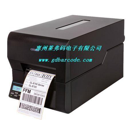 西铁城Citizen CL-E720工业级标签条码打印机