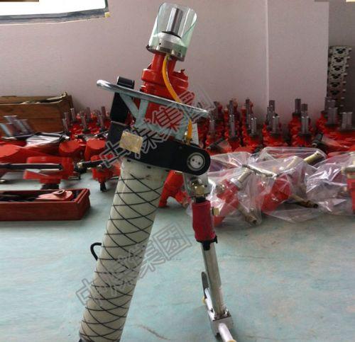 气动锚杆钻机  新型锚杆钻机