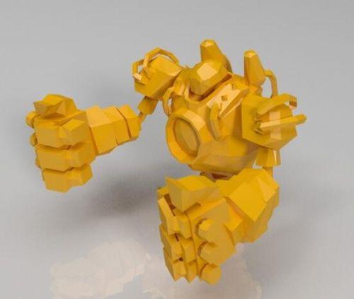 东莞富品3D打印 动漫玩具英雄联盟 暗夜猎手觅心薇恩 手办模型