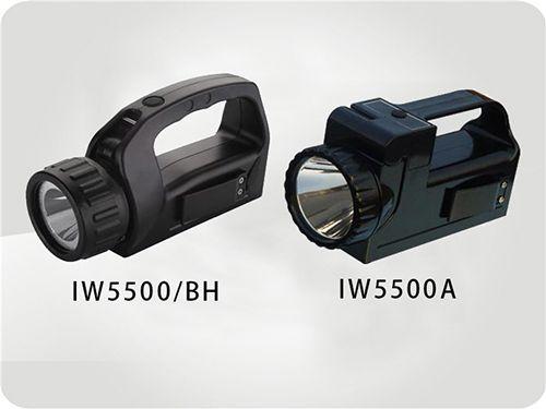 海洋王手提式强光巡检工作灯IW5500