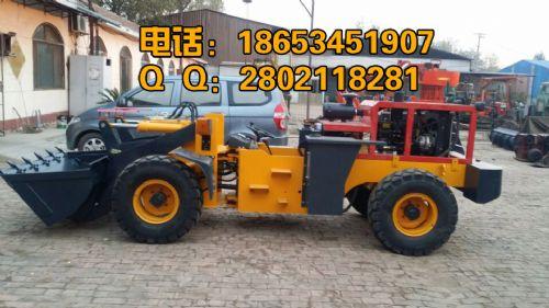 30矿井四缸柴油装载机,巷道专用铲车价格,功率大