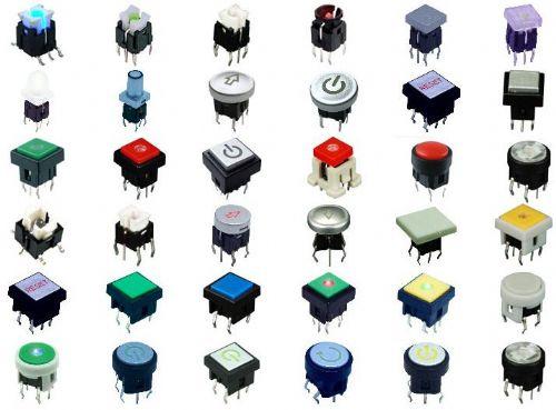 LED轻触开关精湛工艺/带灯开关专业制造工厂/带灯开关专有技术
