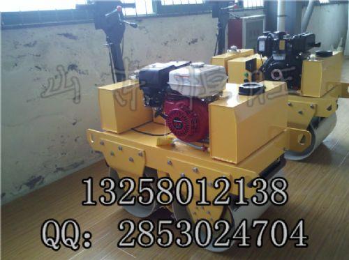 路面机械压路机型号齐全300B型手扶式单轮柴油压路机