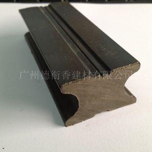 厂家直供高品质实心龙骨40S25 木塑产品 环保 防蛀 防腐蚀