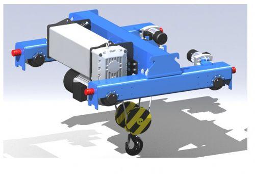 5吨单梁桥式起重机