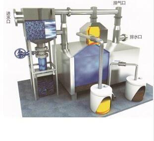 专业订做餐饮油水分离器,郑州天海污水处理您值得拥有