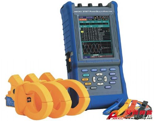 日本日置HOOKI 3197 电能质量分析仪