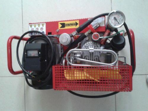 潜水呼吸空气压缩机 科尔奇mch6/sh呼吸器充气泵额定压力下自由空气