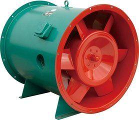 3C消防高温排烟轴流风机