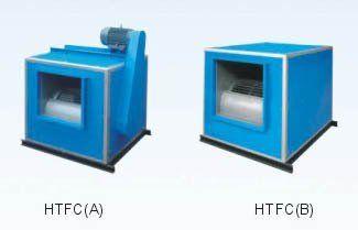 HTFC-I-9消防高温排烟柜式离心风机