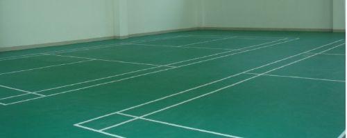 深圳PVC地板材料 羽毛球场PVC卷材