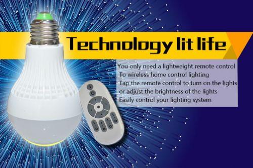 无线遥控LED灯