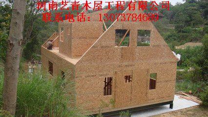 宿州专业木屋建造木屋设计防腐木生产制造厂家