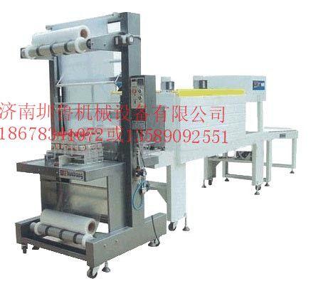 销售滨州POF收缩机-济南套膜热收缩机-圳鲁机械