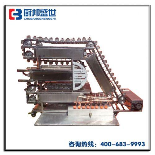 北京韩式叉烧烤串机|全电链条烤肉机|电动烤肉串神机