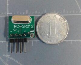 RC-SR01S接收 小体积超外差接收模块
