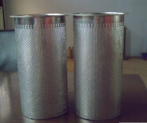 304不锈钢双层过滤筒