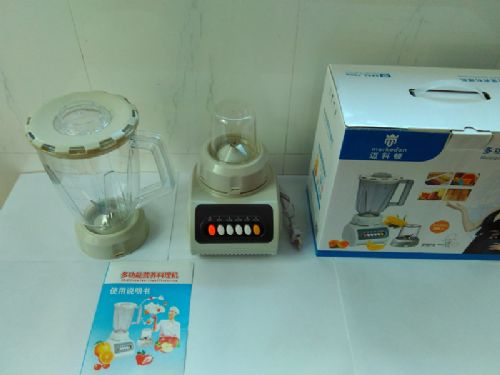 迈科顿SY-109S料理机可榨汁打豆浆/热销跑江湖料理机