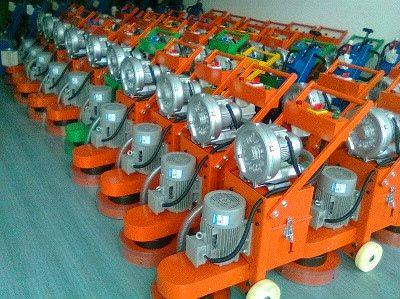厂家推荐环氧施工无尘打磨机环氧地坪研磨机