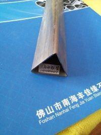 不锈钢三角形管