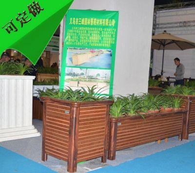 铝合金仿木花箱厂家首推三峰工艺品厂