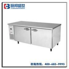商用冷藏操作台 不锈钢冷藏工作台 饭店冷藏冷冻操作台