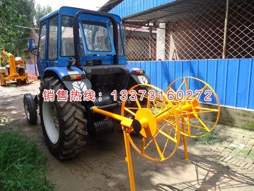 东方红 拖拉机牵引机_四轮绞磨车804型价格