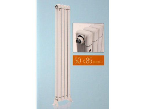 铜铝复合散热器厂家    铜铝复合型50×85散热器