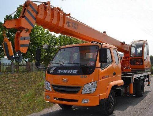 唐骏12吨汽车吊,新款12吨吊车价格