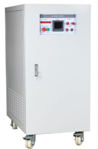 单相/三相变频稳压调频电源