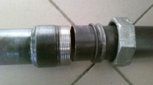 贵阳钳压式声测管-声测管厂家供应